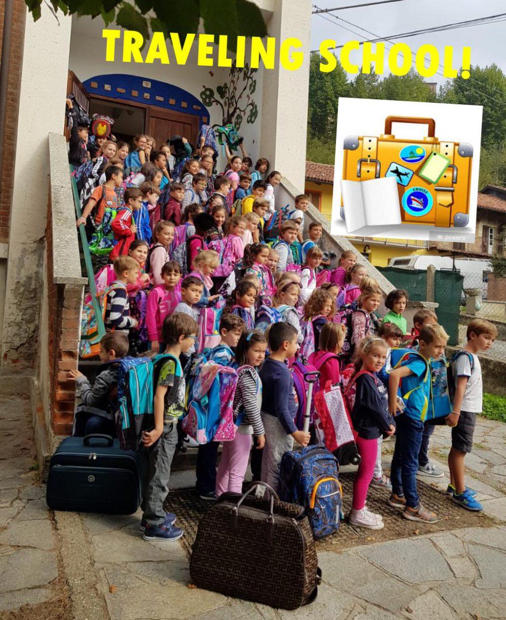 UNA SCUOLA IN VIAGGIO – TRAVELING SCHOOL