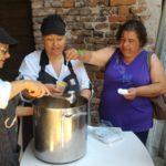 le cuoche servono la macedonia